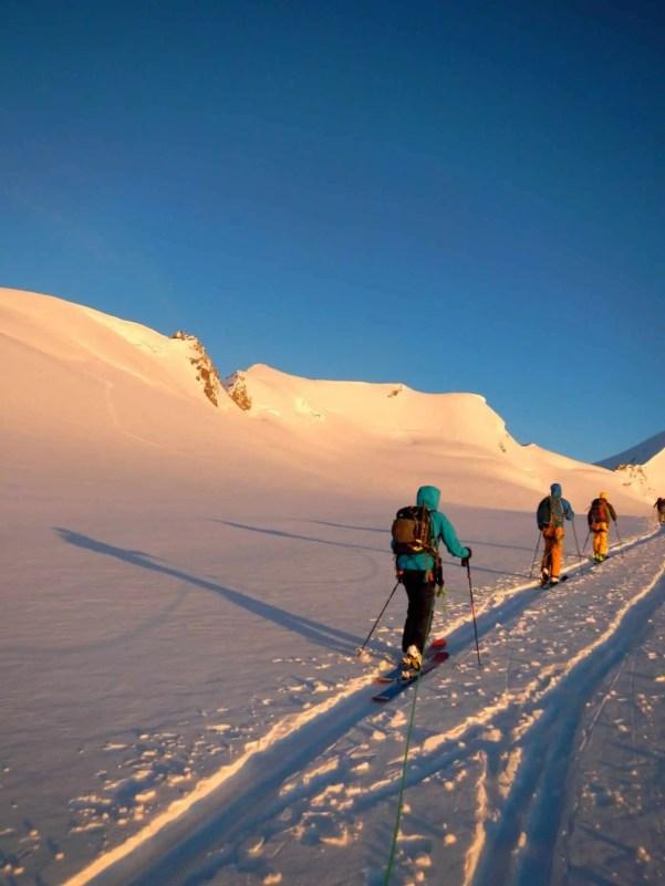 Test Gore-Tex Skitouren-Schuhen von Dynafit und Scott - 29
