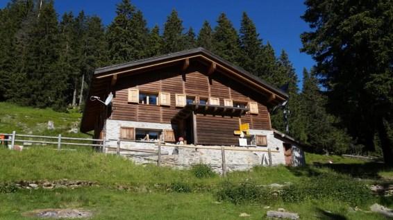Capanna Pian d'Alpe