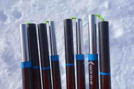 Arva Carbon 240 compact 11
