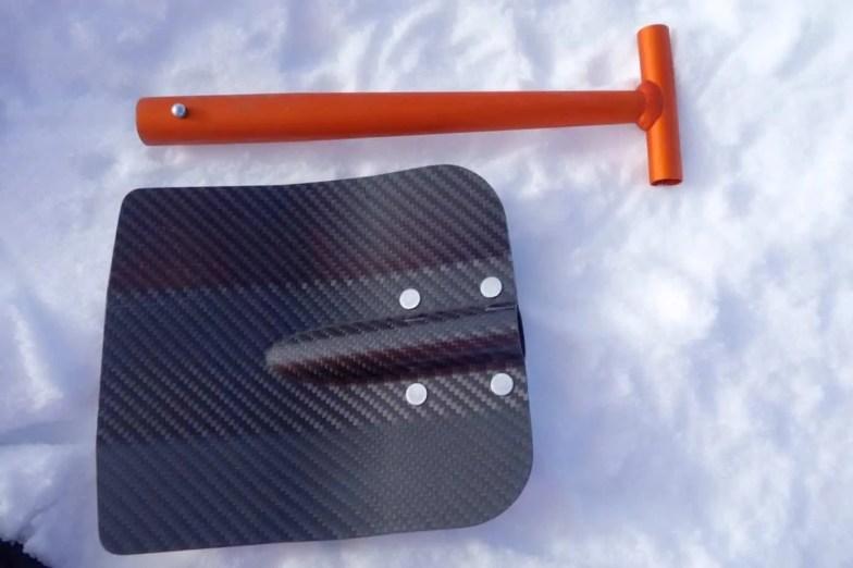 ATK Race Carbon Shovel 2