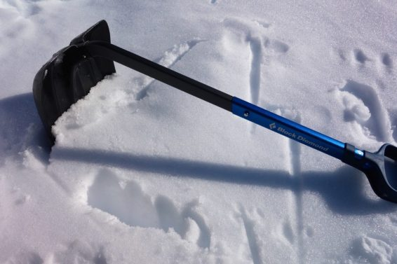 Black Diamond Evac 9 Shovel 10