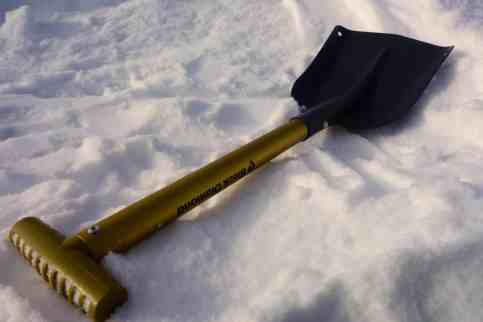 Black Diamond Lynx Snow Shovel 16
