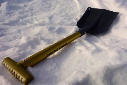 Black Diamond Lynx Snow Shovel 16