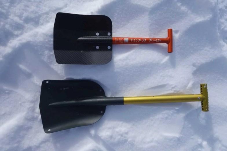 Black Diamond Lynx Snow Shovel 2