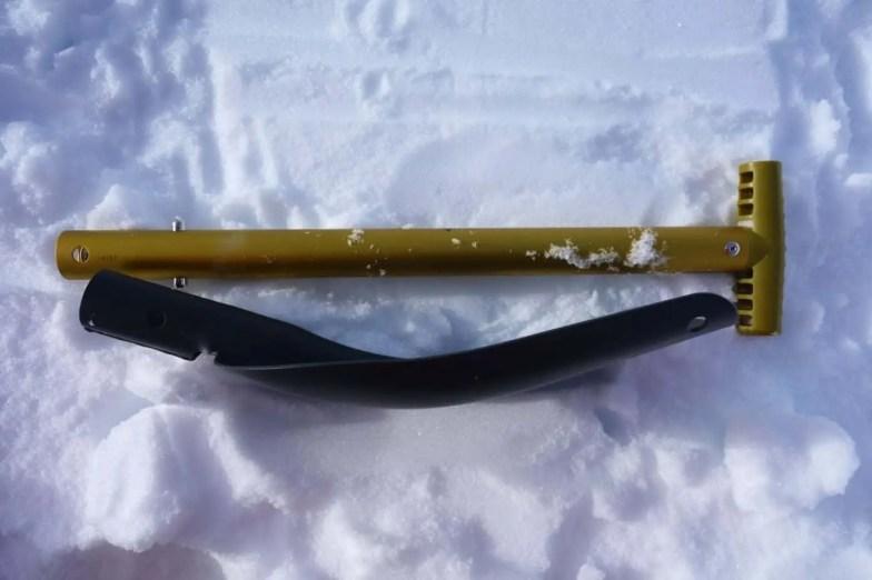 Black Diamond Lynx Snow Shovel 23
