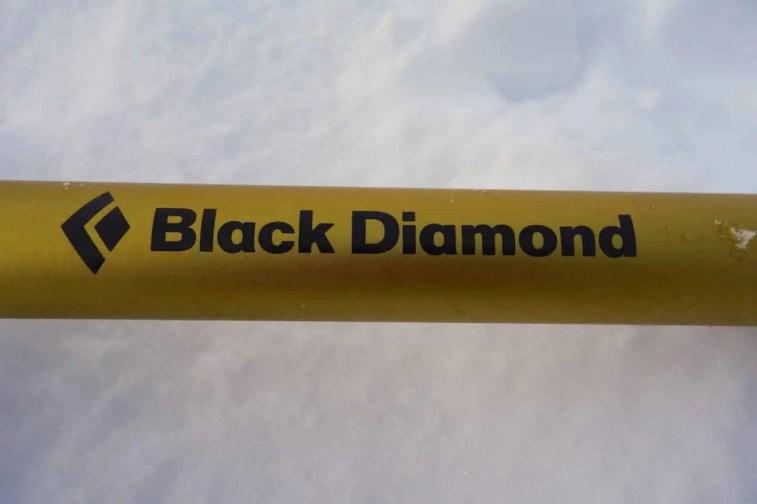 Black Diamond Lynx Snow Shovel 5