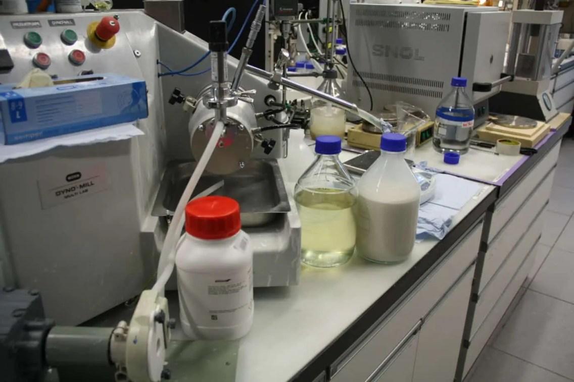 Inhaltsstoffe der Membran
