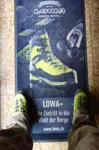 Lowa Mountain Expert GTX Evo 11