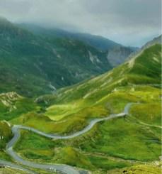Passbilder - Landschaften der Alpenpässe 1