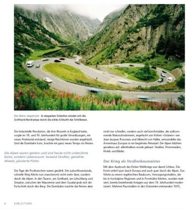 Passbilder - Landschaften der Alpenpässe 7