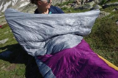 Sierra Designs Backcountry Bed 800 3 Season 10