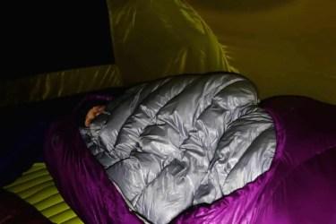 Sierra Designs Backcountry Bed 800 3 Season 24