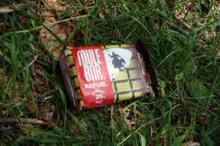 Test MuleBar Energy Bar 3