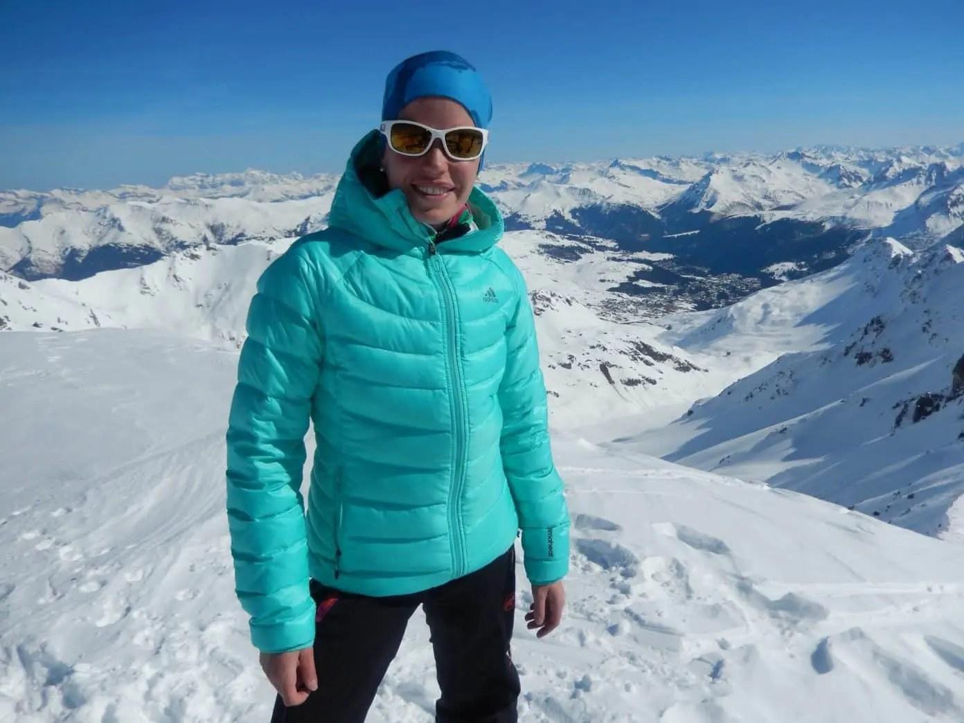 Test adidas Terrex Swift Climaheat Frost Jacket