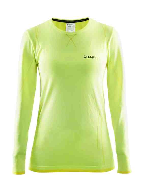 Craft Active Comfort Round-Neck Long-Sleeve