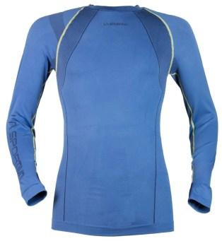 La Sportiva Troposphere 2.0 Long Sleeve M dark sea blue18