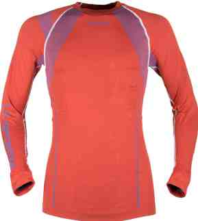 La Sportiva Troposphere 2.0 Long Sleeve M red19