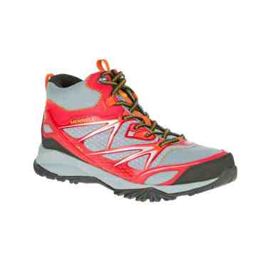 Merrell Ms Capra Bolt Mid GTX red 150 EUR