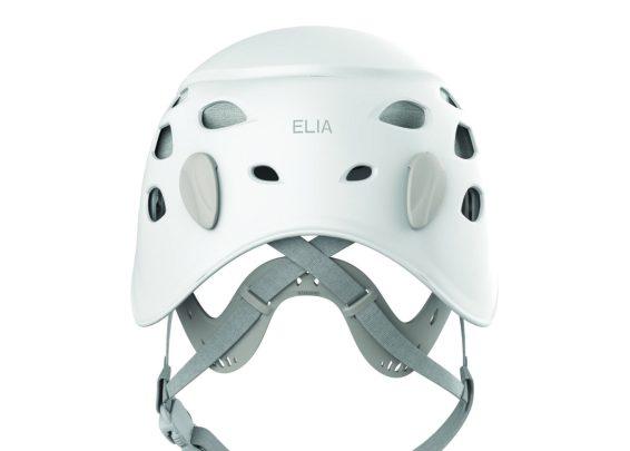 Das neue OMEGA-Kopfbandsystem mit einer größeren Aussparung wurde speziell entwickelt, um das Auf- und Absetzen des Helms zu erleichtern.