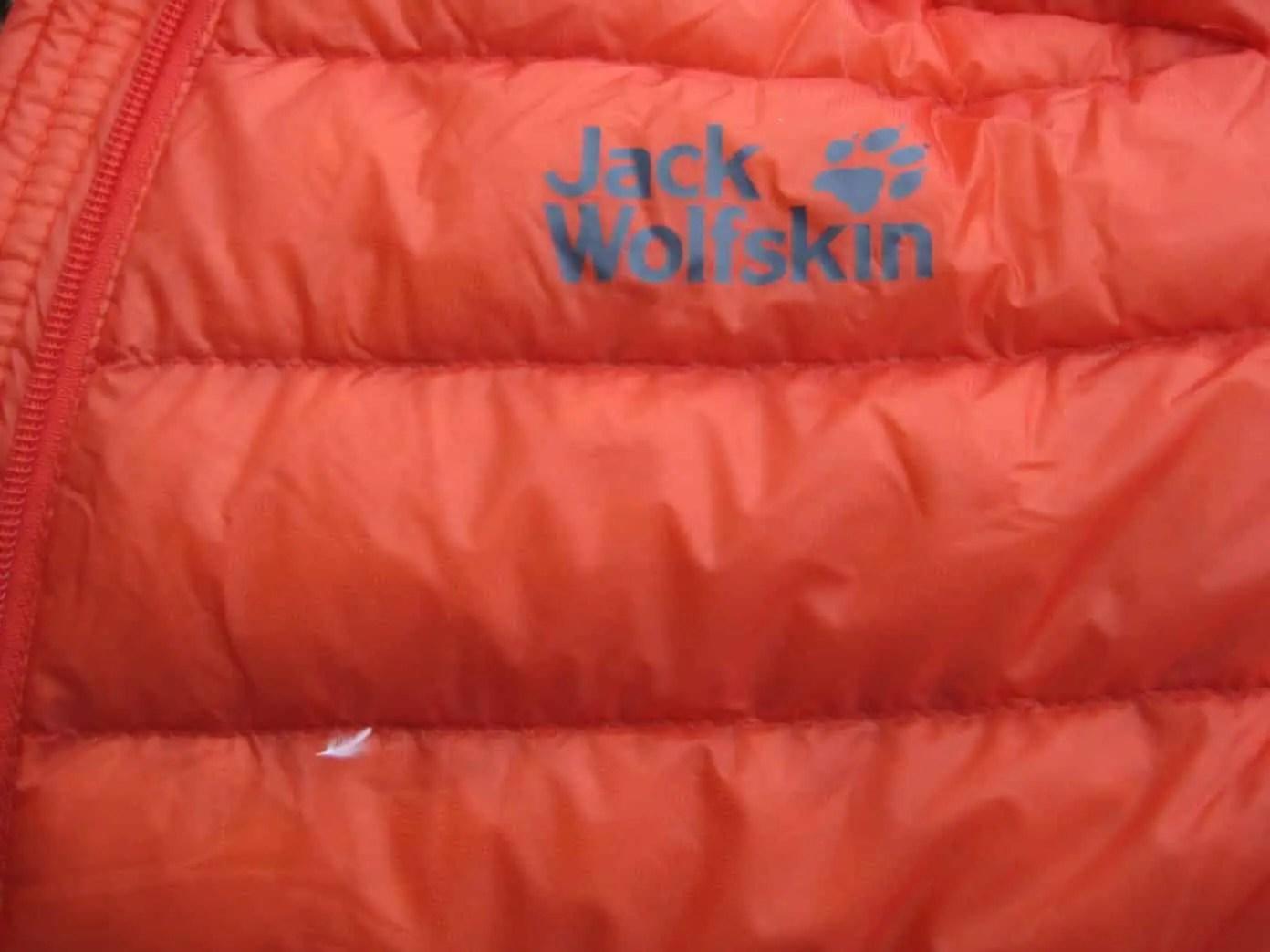 Argo Men Wolfskin Test Jacket Jack Ok08wXNPn