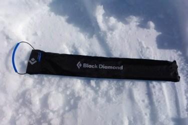 Black Diamond QuickDraw Carbon Probe 240 1