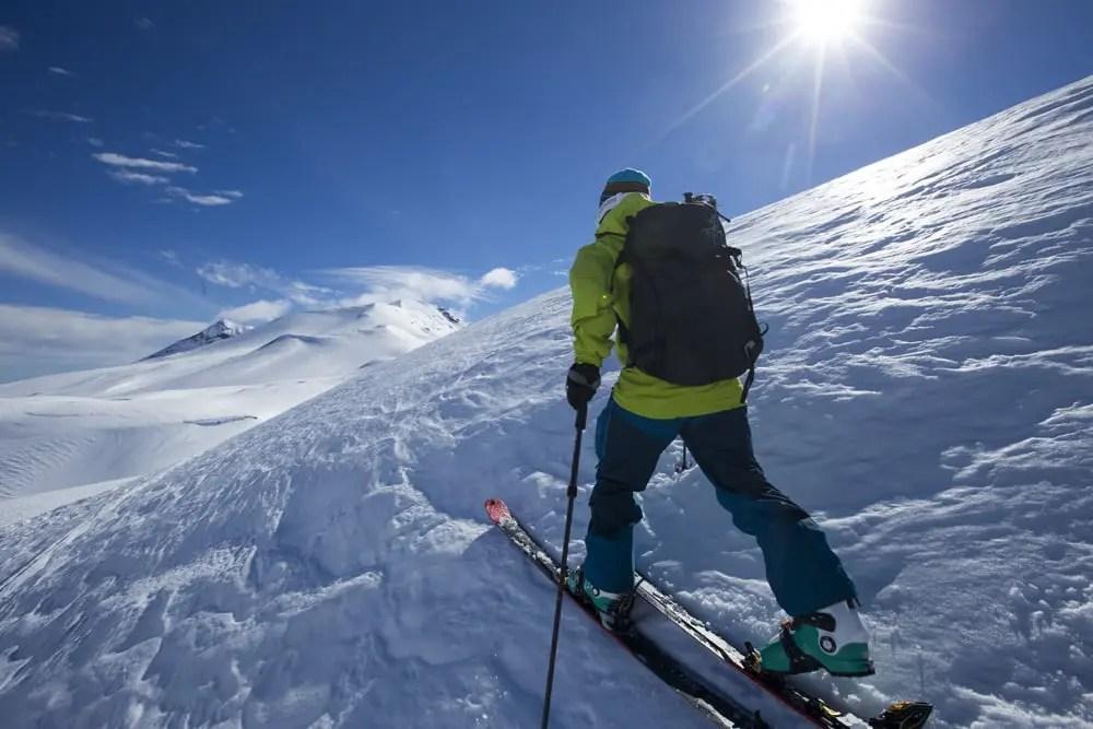 Stian Hagen, Nevados De Chillan, Chile photo:Adam Clark