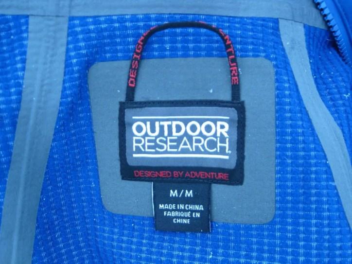 Outdoor Research Iceline Jacket 05