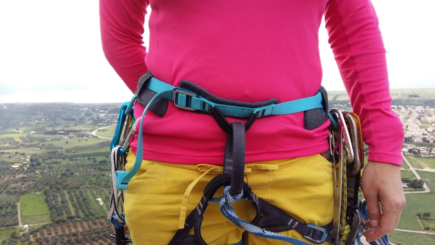 Klettergurt Frauen Test : Test salewa klettergurt speed