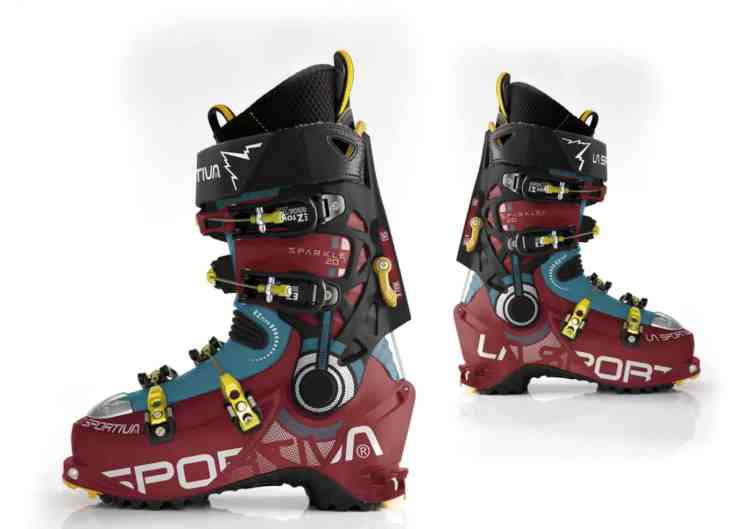 La Sportiva_Sparkle 2 berry-blue moon