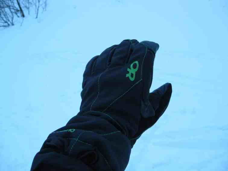 Outdoor Research Sensory Gloves 10