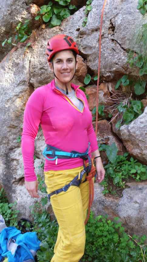 Test Klettergurt Salewa Rock W Harness12