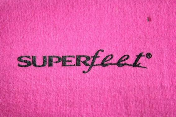 Superfeet Hot Pink 1