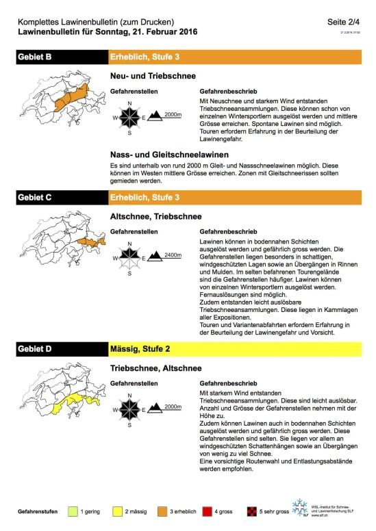 Lawinenunfall Allalin Hohlaubgletscher 1