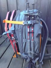 Lowepro Whistler BO 450 AW-8