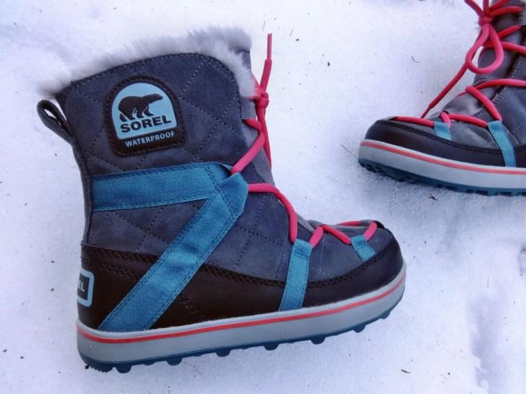 SOREL - Glacy Explorer Shortie (1)