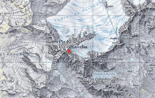 Unfall Skitour Piz Kesch 26.03.2016 5