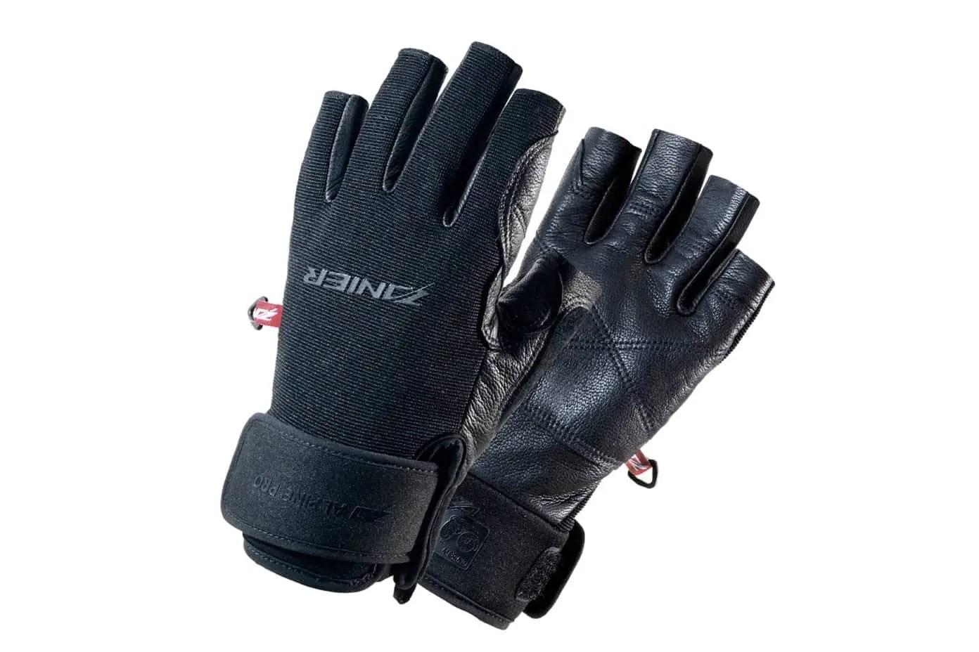 Klettersteig Handschuhe : Black diamond crag half finger gloves outdoor klettersteig und