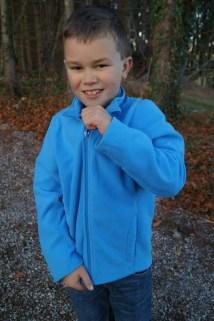 adidas Boys CP 3in1 Fleece Jacket (21)