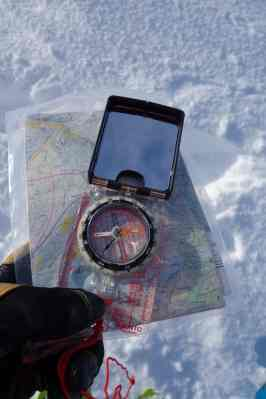 Suunto MC-2 G Mirror Compass 3