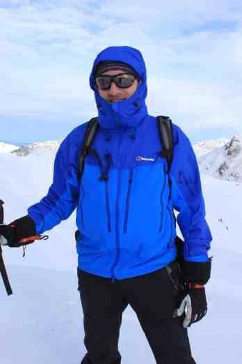 Test Berghaus Antelao III Shell Jacket 24