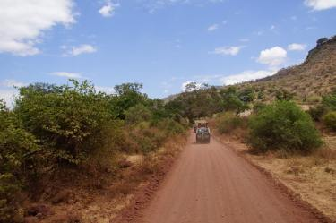 Trekkingreise Kilimanjaro 6