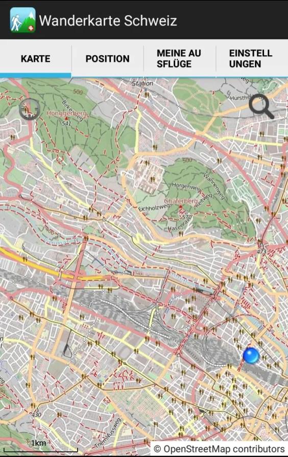 Wandern in der Schweiz 7