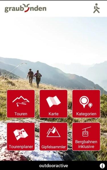 Wandern in der Schweiz 3