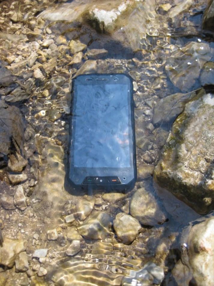 Smartphone Cyrus CS 27_1