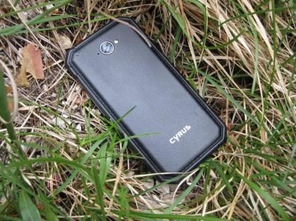 Smartphone Cyrus CS 27_4