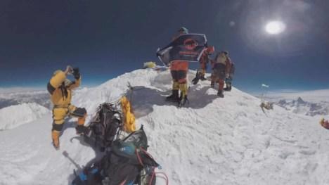 NEPAL MAMMUT #PROJECT360 MOUNT EVEREST