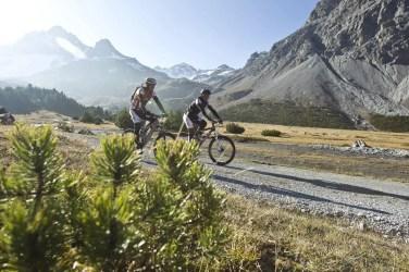 Biken in Graubünden (10)