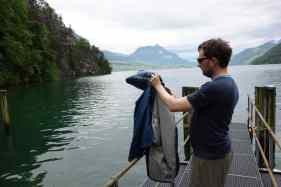 Test Therm-a-Rest Honcho Poncho - 12