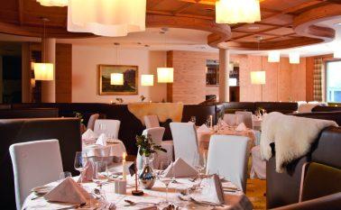 Bergland Hotel Halbpensions Restaurant Klaus Lorke