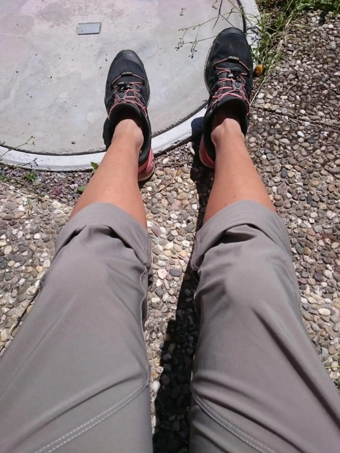 Montura Racines Pants Woman 02